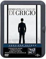 Dvd 50 CINQUANTA SFUMATURE DI GRIGIO - (2015)**Versione Estesa + PORTAFOTO**NEW