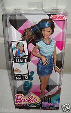 #4734 NRFB Mattel Target Stores Glitz & Glam Barbie in Blue