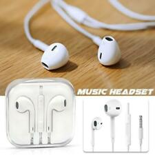 Earphone 3.5mm Universal Headphones with Remote and Mic