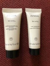 Aveda Be Curly Intensive Detangling Masque And Curl Controller Travel Size