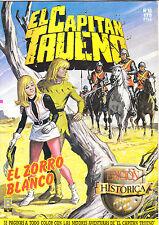 EL CAPITÁN TRUENO (ed. histórica) nº:  65 (de 148 d colección completa. B, 1987)