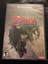 GAMECUBE Legend of Zelda: Twilight Princess FACTORY SEALED #4 L@@K