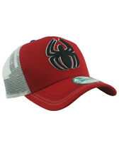 New Era Spider-Man 9forty Adjustable Hat Marvel Comics Heroes Red White Blue NWT