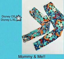 LuLaRoe Size OS 2-10 & Kids L/XL 8-14 Disney Princess Pocahontas Mommy & Me NWT