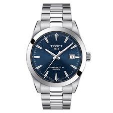 Tissot Gentleman PowerMatic 80 Silicum Blue Dial Men's Watch T127.407.11.041.00