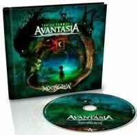 TOBIAS SAMMET'S AVANTASIA : MOONGLOW (DIGIBOOK)  - BRAND NEW & SEALED CD