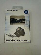 BLACKFIN KEYCHAIN POWER BANK FOR APPLE Watch Fast Shipping NIB