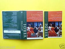 dvd,teatro,giuseppe verdi,falstaff,katia ricciarelli,renato bruson,theater,lyric