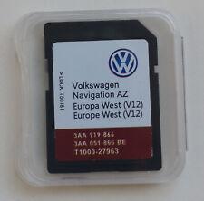 Carte SD VW GPS Navigation AZ V12 pour RNS 315