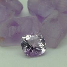 2.65ct Natural Rose de France  Amethyst Hand Cut  Australia From Anahi Mine