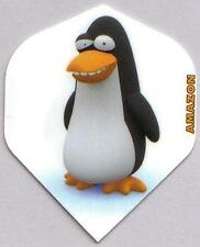 "Amazon Extra Strong Cartoon Dart Flights ""Penguin"""