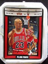 Michael Jordan Ticket To Greatness Collector Plate