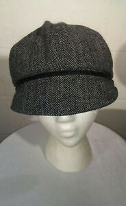 San Diego Hat Company Wool Blend Cap With Black Band One Size Fits Most