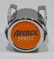 APEROL SPRITZ apéritif Bouchon bouteille orange //blanc 2019 NEUF PROMO !!!
