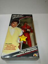 1984 LJN Michael Jackson Thriller Outfit Superstar Of The 80's Collectible Doll