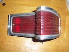 1965 RAMBLER  TAIL LIGHT ASSEMBLIES  LEFT AND RIGHT COMPLETE