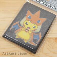 Pokemon Center Card Sleeve Mega Tokyo Charizard Y Pikachu Pikazard 32 sleeves
