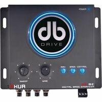Db Drive okur E5 BE Digital Bass Enhancer Car Stereo Subwoofer Sub Amp Epicenter