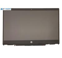 LCD Touch Screen Digitizer + Bezel For HP Pavilion X360 14-cd0522sa 14-cd0505sa
