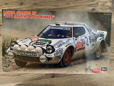 +++ Hasegawa 1/24 Lancia Stratos HF, 1979 San Remo Rally 20440