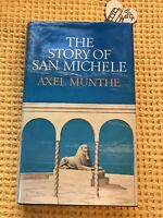 The Story of San Michele - Axel Munthe 1975 First New Illustrated Edition