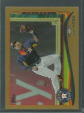 2014 Topps Gold #647 L.J. Hoes Astros NM-MT /2014