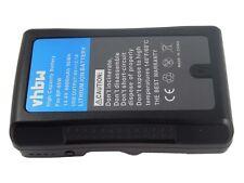 Batterie 6600mAh pour Sony BP95w, BP-95w