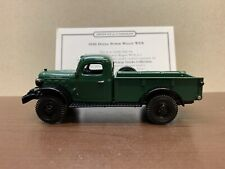 matchbox models of yesteryear YTC 02 Dodge Power Wagon 1946