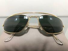 RayBan Sonnenbrille W1958 original vintage