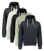 Maglia Felpa con Cappuccio Hooded GEOGRAPHICAL NORWAY Gourmand Uomo Men SQ506H/G