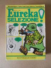Eureka Selezione n°47 1983 Lupo Alberto Sturmtruppen Corno [G734B] BUONO di resa