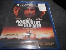 """No Country For Old Men"" BLU-RAY"