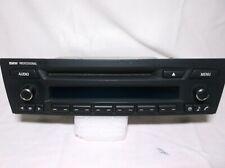 10-11 BMW 328I/135I/M3/Z4  RADIO/ AUDIO/ AM-FM/SATELLITE RECEIVER/CD PLAYER