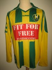ADO Den Haag home Holland football shirt soccer jersey voetbal trikot size XL