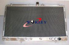 For Mitsubishi 3000GT/GTO 1991-1999 MT VR-4 Spyder 3.0 Turbo Aluminum Radiator