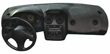Jeep SUEDE Dash Cover - Custom Fit - DashMat SuedeMat - 4 Colors CoverCraft