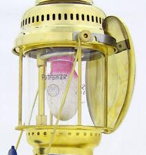 Seitenreflektor messing für Petromax Starklichtlampe HK250/350/500