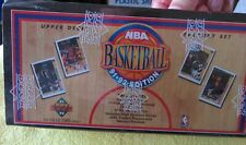 1991-92 UPPER DECK BASKETBALL FACTORY SEALED SET  MICHAEL JORDAN PSA 10?