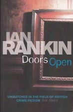 Doors Open  by Ian Rankin  (Paperback, 2008)  British Crime Drama at its Best!