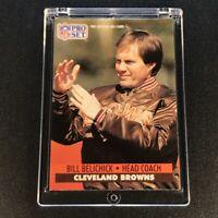 BILL BELICHICK 1991 NFL PRO SET #126 ROOKIE CARD FUTURE HALL OF FAME COACH
