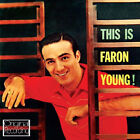 FARON YOUNG THIS IS ! NEW CD REISSUE OF 1958 COUNTRY AND WESTERN ALBUM