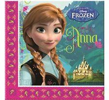 Tovaglioli Frozen Elsa Coordinati Tavola Disney Compleanno Feste a Tema