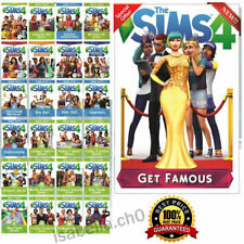 The Sims 4 PC All expansions ✅eco lifestyle✅ ALL DLC Latest version OFFLINE GAME