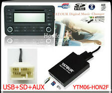 Yatour Digital CD Changer for Honda Goldwing GL1800 MP3 USB SD AUX  Interface