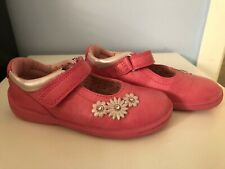 Girls Leather Startrite Casual Shoes Super Soft Daisy size UK9/26.5 EU