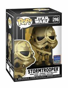 STAR WARS Stormtrooper Wondercon Convention 2021 FUNKO Pop Vinyl Figure PREORDER