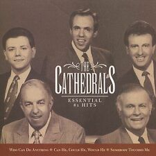 """THE CATHEDRALS, CD """"ESSENTIAL #1 HITS"""" NEW SEALED"""