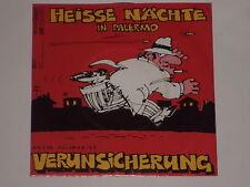 """ERSTE ALLGEMEINE VERSICHERUNG -Heisse Nächte (In Palermo)- 7"""" 45"""