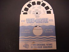 Sawyer's Viewmaster Reel,Ausable Chasm New York,SP-9018