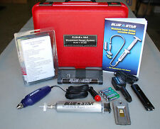 BLUE STAR WINDSHIELD REPAIR SYSTEM UV24D WINDSHIELD REPAIR KIT BULLSEYE CHIP